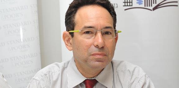 Gil Bufman  picture: Tamar Mitzpi